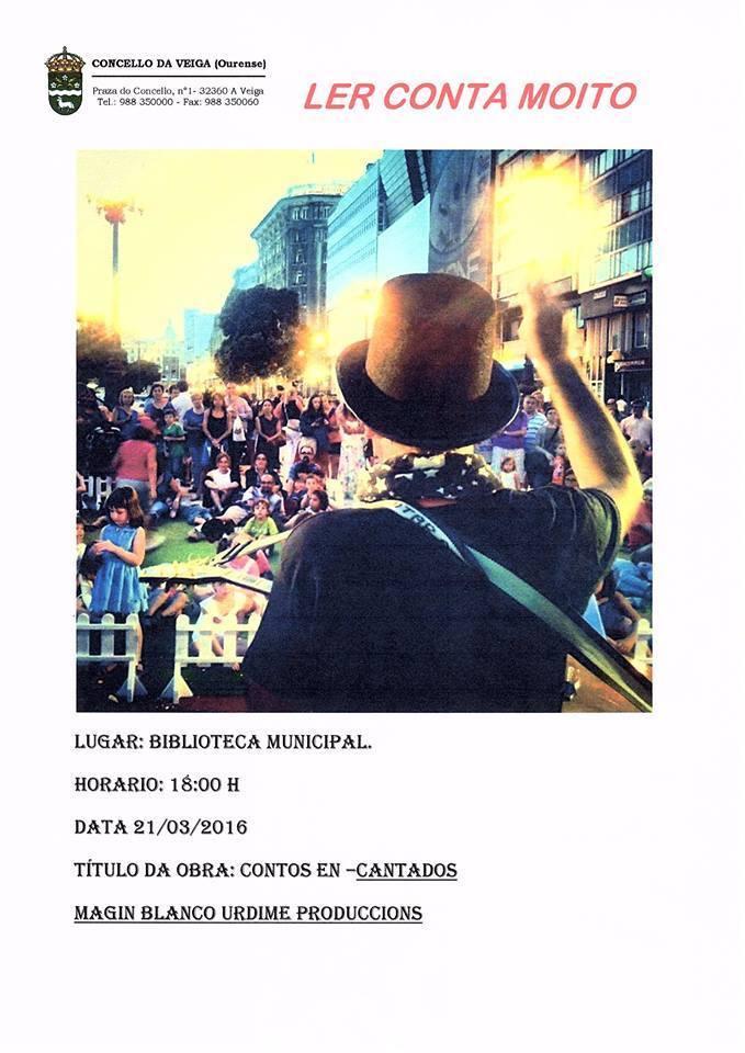 Ler Conta Moito @ A Veiga | Gonzaga | Minas Gerais | Brasil