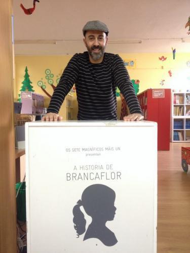 Fran Rei: A historia de Brancaflor @ Centro Cultural Avenida, A Rua