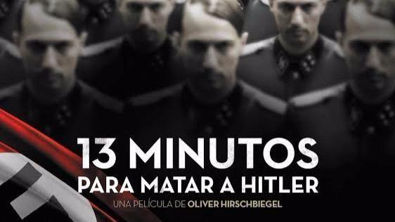 Cine O Barco. 13 minutos para matar a Hitler @ Teatro Lauro Olmo, O Barco