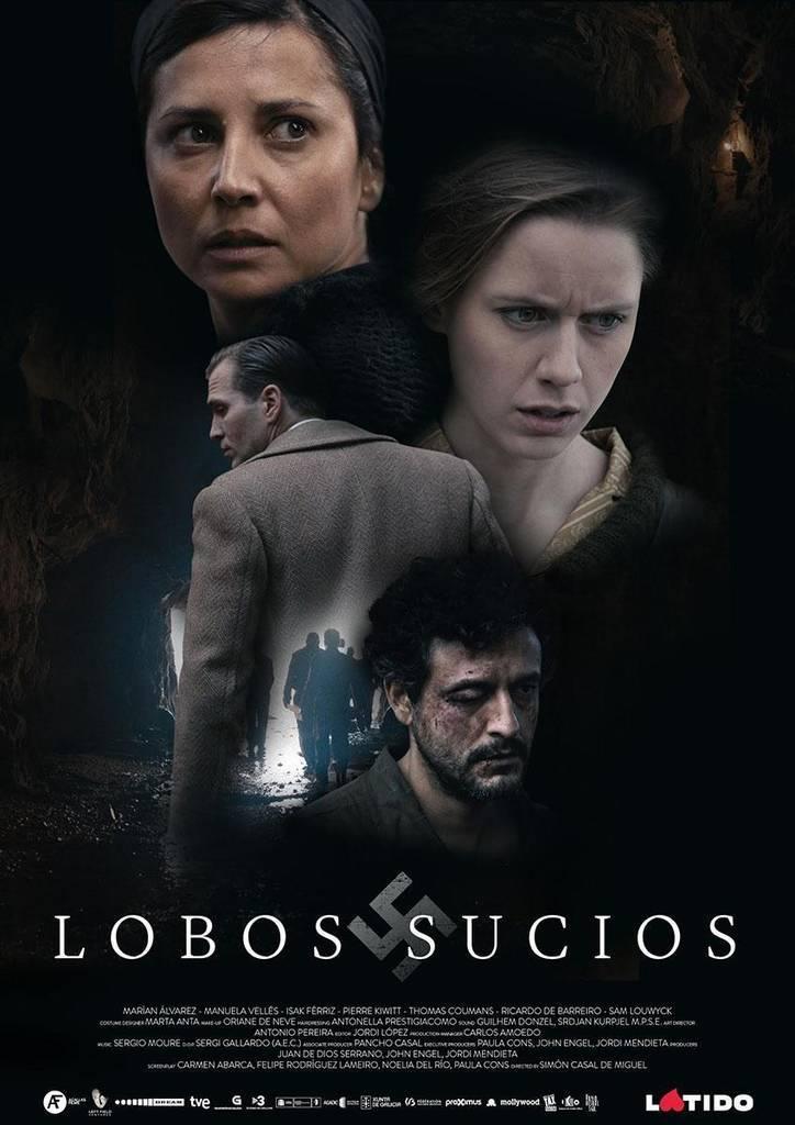 Cine Lobos Sucios. O Barco @ Teatro Lauro Olmo, O Barco