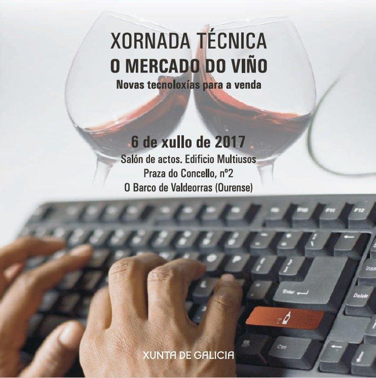 Xornada Técnica O mercado o viño @ Edificio Multiusos, Concello do Barco