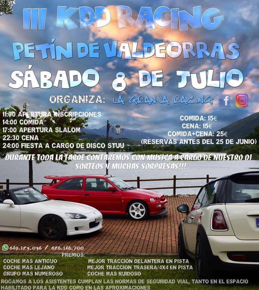 III KDD Racing Petín @ Petín