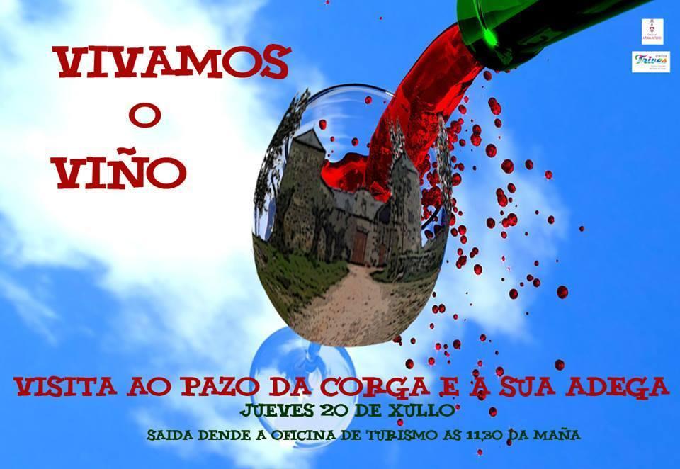 Vivamos o Viño. Trives @ Oficina de Turismo, Trives