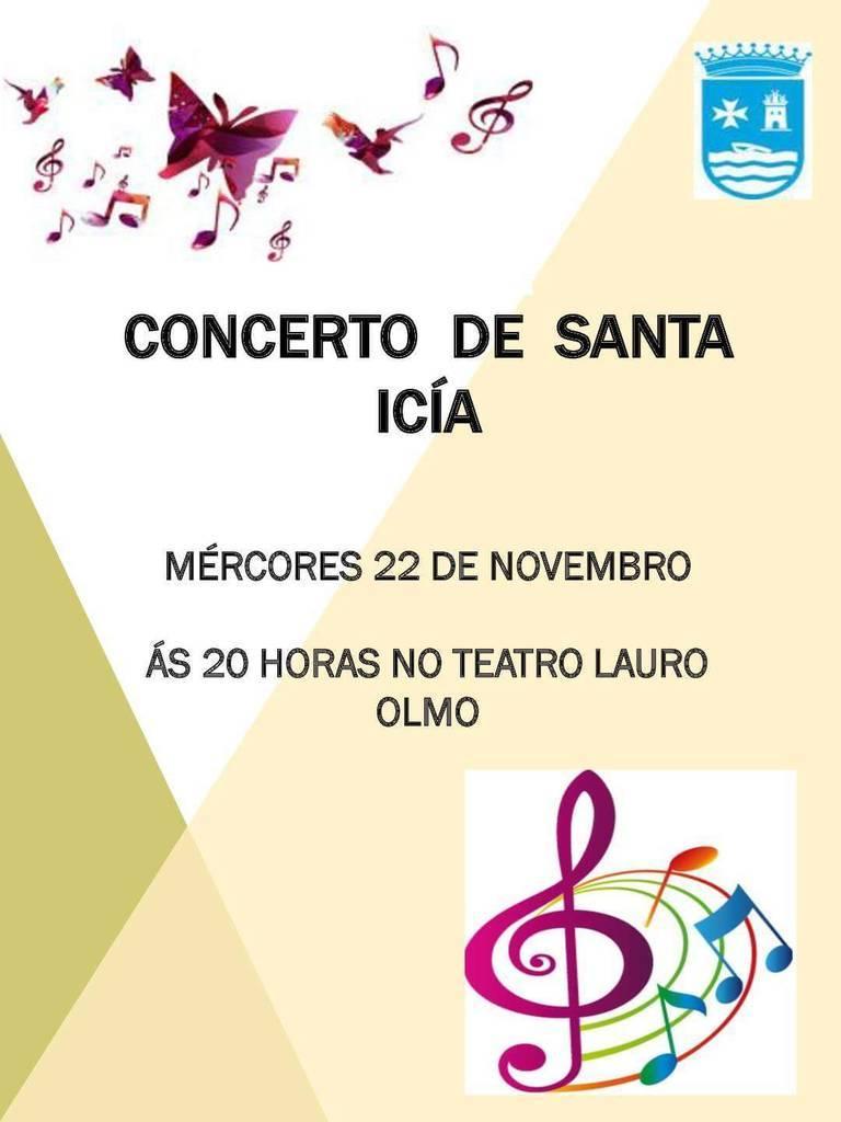 Concerto de Santa Ícia