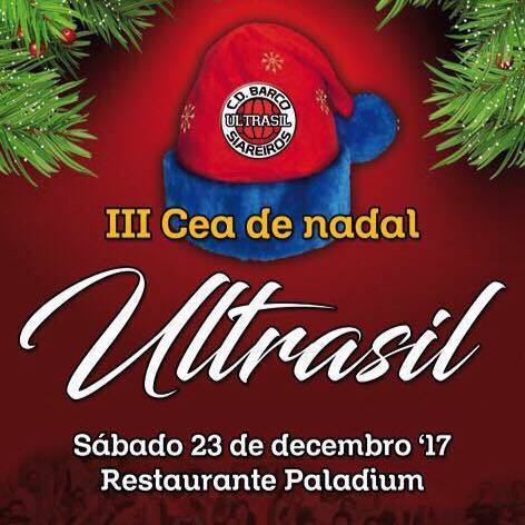 Cena Ultrasil. @ Restaurante Paladium
