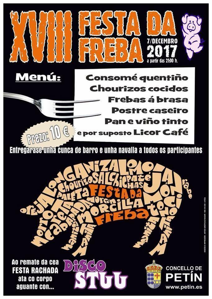 Fiesta Freba. Petín