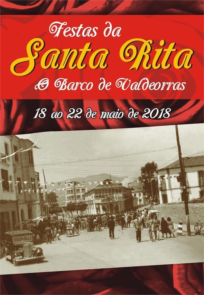 Festas de Santa Rita. O Barco