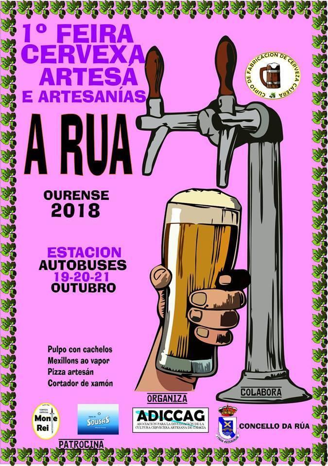 Festa Cervexa. A Rúa