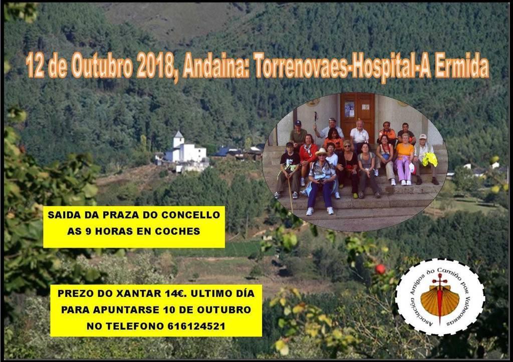 Andaina. Quiroga @ Torrenovaes-Hospital-A Ermida