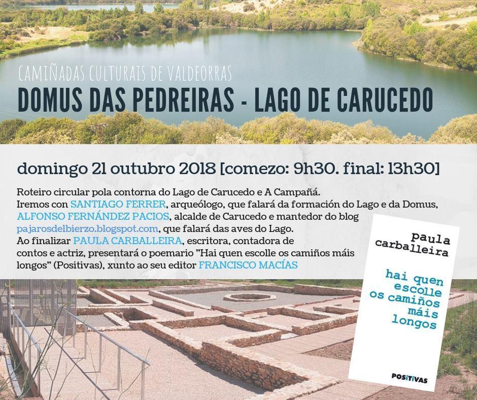 Camiñada. Lago Carucedo @ Lago de Carucedo | Castilla y León | España
