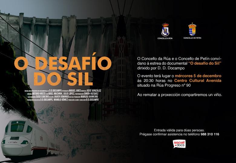 Documental. A Rúa @ Centro Cultural Avenida A Rúa | A Rúa | Galicia | España