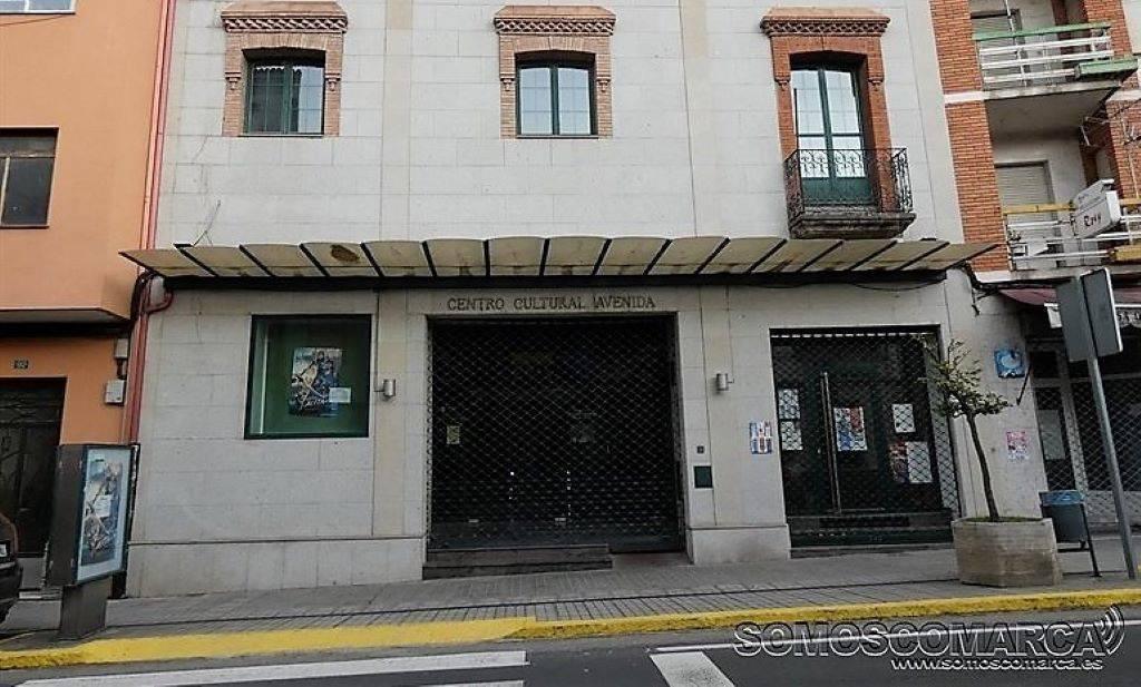Teatro. A Rúa @ Centro Cultural Avenida