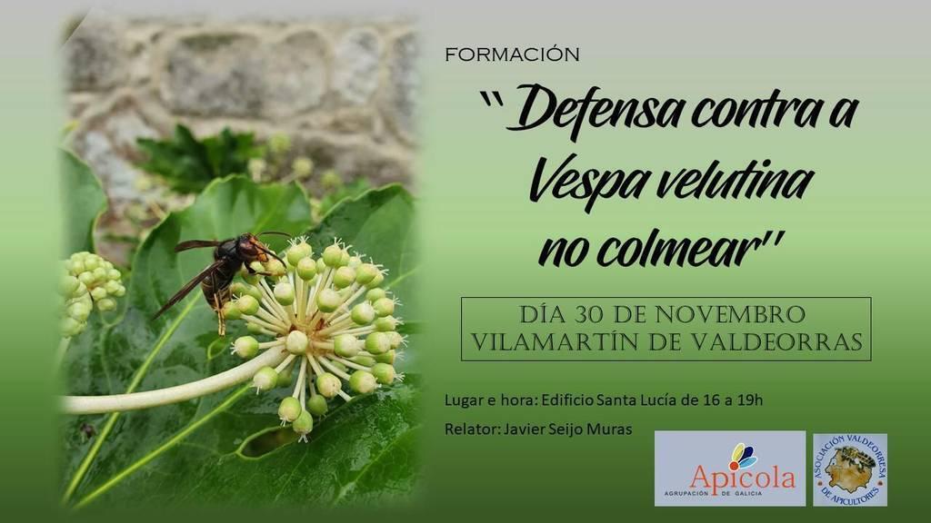 Conferencia. Vilamartín